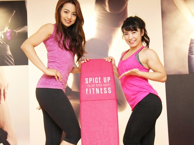 SPICE UP FITNESS代表・岡部 友さん