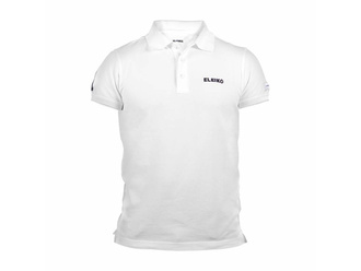 Polo Pique Unisex White (ポロシャツ/男女兼用/ホワイト)