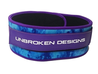【Unbroken Designs】Purple Ombre ベルクロベルト